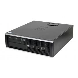 HP SQR Η/Υ 6000 Pro SFF, Q8400, 4GB, 320GB HDD, DVD-RW, Βαμμένο