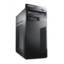 LENOVO SQR PC M70e MT, E8400, 4GB, 160GB HDD, DVD, Βαμμένο