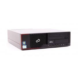 FUJITSU SQR PC E710 SFF, G640, 4GB, 300GB HDD, DVD, Βαμμένο