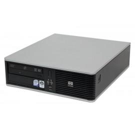 HP SQR PC DC7900 SFF, E8300, 4GB, 160GB HDD, DVD, Βαμμένο