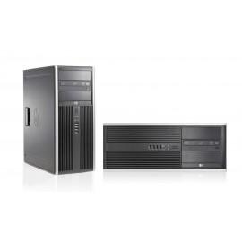 HP SQR PC 8300 Elite CMT, i3-3220, 4GB, 320GB HDD, DVD-RW, Βαμμένο