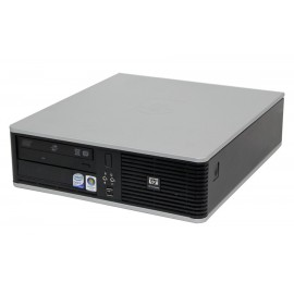 HP SQR PC Compaq DC7900 SFF, E7500, 4GB, 250GB HDD, DVD, Βαμμένο