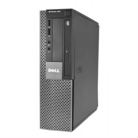 DELL SQR PC Optiplex 960 SFF, E7500, 4GB, 250GB HDD, DVD, Βαμμένο