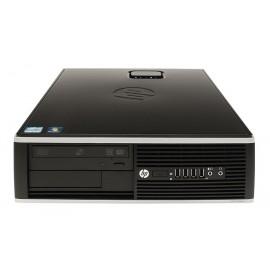 HP PC 8100 SFF, i3-550, 4GB, 250GB HDD, DVD-RW, REF SQR
