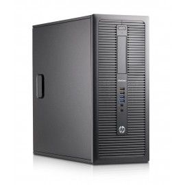 HP PC 800 G1 Tower, i3-4160, 4GB, 500GB HDD, DVD-RW, REF SQR