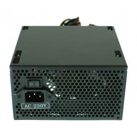 POWERTECH τροφοδοτικό για PC, 530W, με θερμική ασφάλεια
