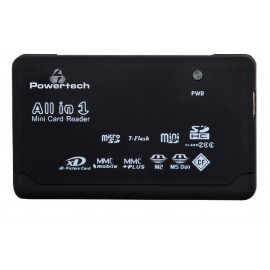 POWERTECH Card Reader All in ONE