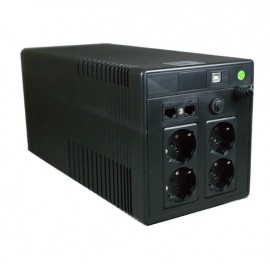 POWERTECH UPS Line Interactive, 1500VA