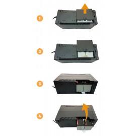 POWERTECH UPS Line Interactive PT-1900LIU, 1900VA, 1140W