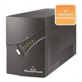 POWERTECH UPS Line Interactive, 2000VA