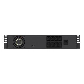 POWERTECH UPS Line Interactive PT-2000LI, 2000VA/1200W, 8x IEC 320 C13