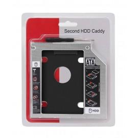 """HDD Caddy Sata 2.5"""", 12.7"""