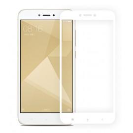 POWERTECH Tempered Glass 3D Full Face για Xiaomi 4X, White