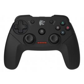 ROAR Gamepad για PC/PS2/PS3, Wireless, Vibration, 600mAh, Black