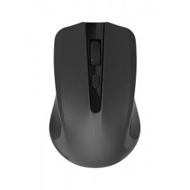 POWERTECH Ασύρματο ποντίκι, Οπτικό, 1600DPI, μαύρο