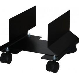 POWERTECH Μεταλλική βάση PC με ροδάκια, universal size