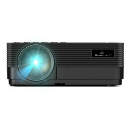 POWERTECH Projector PT-829, Wi-Fi Airplay, 1080p, 2x HDMI, Android.