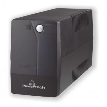POWERTECH UPS Line Interactive PT-850, 850VA/510W