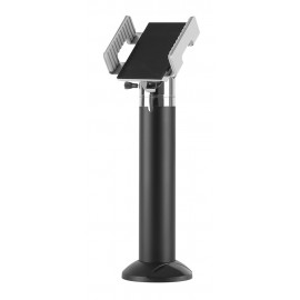BRATECK Stand για POS PTS-04, μεταβλητού πλάτους, 360°, μαύρη