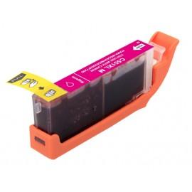 Συμβατό InkJet για Canon CLI-551, 12ml, Magenta