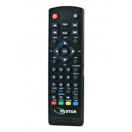 TV STAR τηλεχειριστήριο για αποκωδικοποιητή T1030 & T2 505