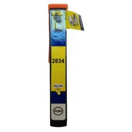 Συμβατό Inkjet μελάνι για Epson - T2634, YELLOW