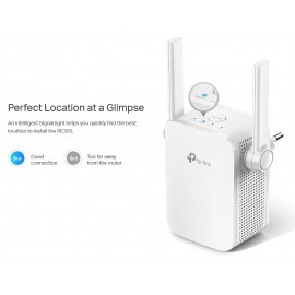 TP-LINK AC1200 Wi-Fi Range Extender RE305, dual band, Ver. 3.0
