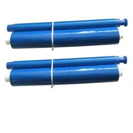 Συμβατό Ribbon για Panasonic Νο52, Black, 2τμχ
