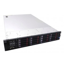 HP used Server DL380 Gen7 2x L5630, 8GB, P410i, 2xPSU, 16xSFF, RAILS, SQ