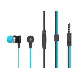 CELEBRAT Ακουστικά Handsfree S50-BL, On-Off, Blue