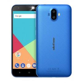 "ULEFONE Smartphone S7, 5"" HD, 1GB/8GB, Quad Core, Dual Cameras, Blue"