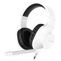 SADES Gaming Headset Spirits SA-721, multiplatform, 3.5mm, λευκό