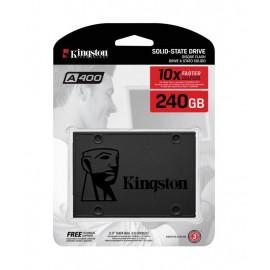 """KINGSTON SSD A400 240GB, 2.5"""", SATA III, 500-350MB/s, 7mm, TLC"""
