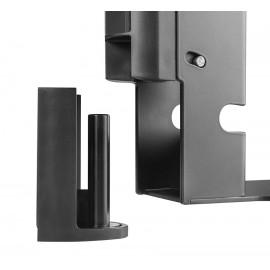 BRATECK επιτοίχια βάση στήριξης ηχείου SB-505, έως 7kg, μαύρη