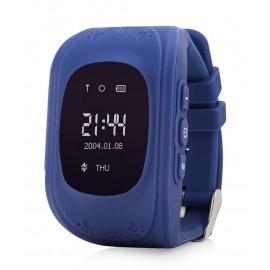 GPS Παιδικό ρολόι χειρός GW300, SOS-Βηματομετρητής, σκούρο μπλε
