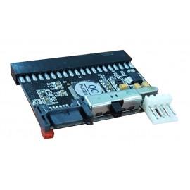 POWERTECH Κάρτα Επέκτασης IDE σε SATA SLOT-007, Chipset JMB20330