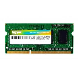 SILICON POWER Μνήμη RAM DDR3 SODimm, 4GB, 1333MHz, CL9