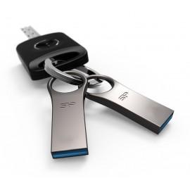 SILICON POWER USB Flash Drive Jewel 80, 16GB, USB 3.1, Titanium