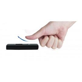 SILICON POWER USB Flash Ultima U03, 64GB, USB 2.0, μαύρο