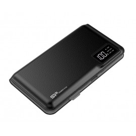 SILICON POWER Power Bank S103 10000mAh, 2x Connectors, Black