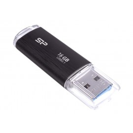 SILICON POWER USB Flash B02, 16GB, USB 3.1v, Black
