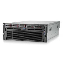 HP Proliant DL580 G7, 2x E7-4807, 8GB, 2x 1200W, P410i/512MB