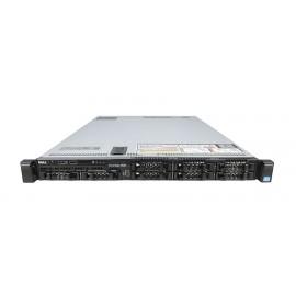 DELL used Server PowerEdge R620, 2x E5-2640, 16GB, DVD, 4x SFF, SQ