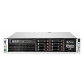 HP Server ProLiant DL380p Gen8, 2x E5-2620, 16GB, 2x 460W, DVD, REF SQ