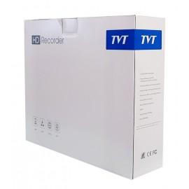 TVT Υβριδικό καταγραφικό υψηλής ευκρίνειας TD-2104TS-C, DVR, 4 Κανάλια