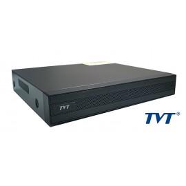 TVT Υβριδικό καταγραφικό υψηλής ευκρίνειας TD-2108TS-C, DVR, 8 Κανάλια
