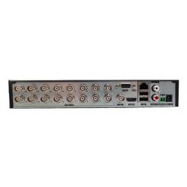 TVT Υβριδικό καταγραφικό υψηλής ευκρίνειας TD-2116TS-C, DVR, 16 Κανάλια