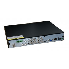 TVT Υβριδικό δικτυακό καταγραφικό TD-2708TS-C, DVR, 8 Κανάλια