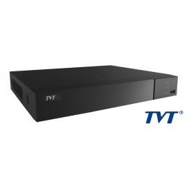 TVT Δικτυακό IP καταγραφικό υψηλής ευκρίνειας TD-3204Η1, ΝVR, 4 Κανάλια