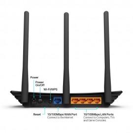TP-LINK Ασύρματο N Router TL-WR940N, 450Mbps, Ver. 6.1
